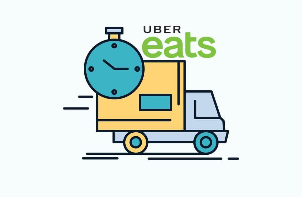 Uber Eats(ウーバーイーツ)で「遅いっ!」とクレームを言われない為の方法