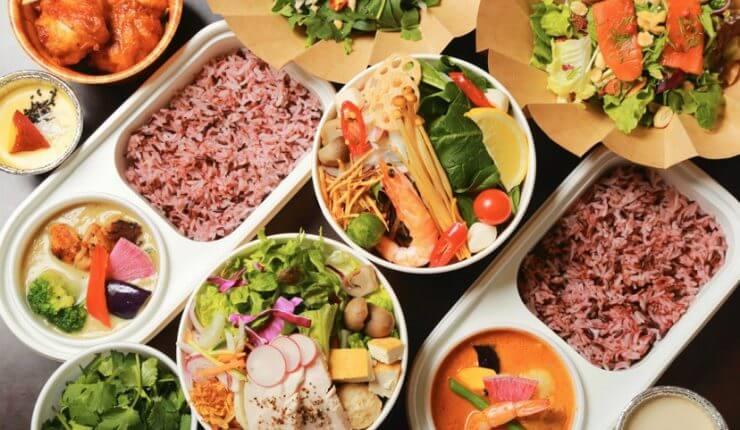 menuデリバリーの加盟店(ガパオキッチンファクトリー恵比寿店)