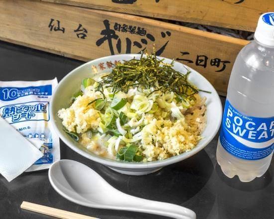 ウーバーイーツ仙台の加盟店(自家製麺キリンジ)