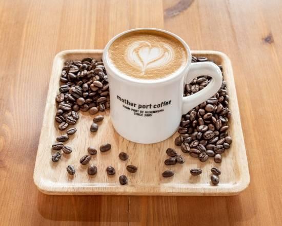 ウーバーイーツ仙台の加盟店(マザーポートコーヒー)