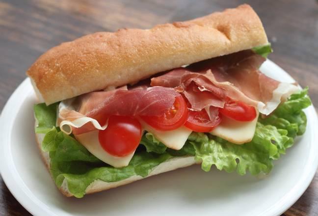 ウーバーイーツ下関のおすすめメニューイタリアのサンドイッチ専門店「 ラ パニーノ 」
