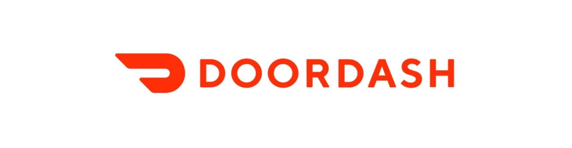 DoorDash(ドアダッシュ)企業ロゴ