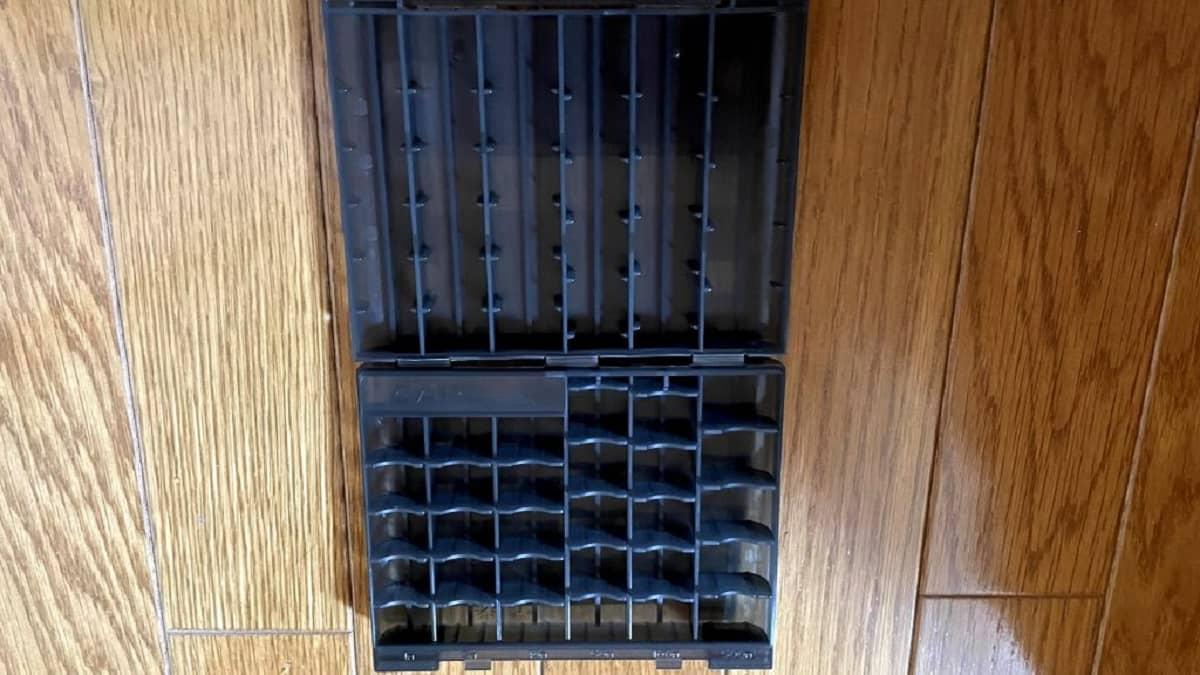 カール事務器コインケースCX-1000の外観画像
