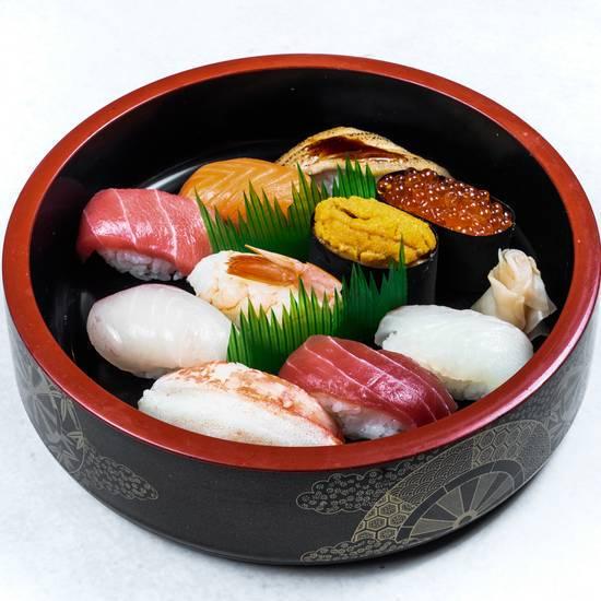 ウーバーイーツ大分のおすすめ注文メニューさかな市場 寿司 都町店