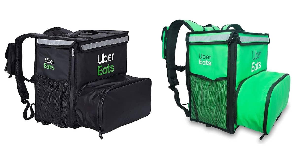 ランキング4位 KI Delivery Bag (with Logo)Uber Eats(ウーバーイーツ)公式バッグ