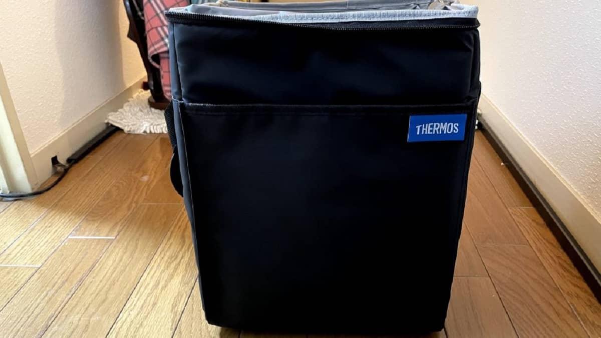 デリバリーバッグ周りのおすすめアイテムTHERMOS(サーモス)ソフトクーラー15L