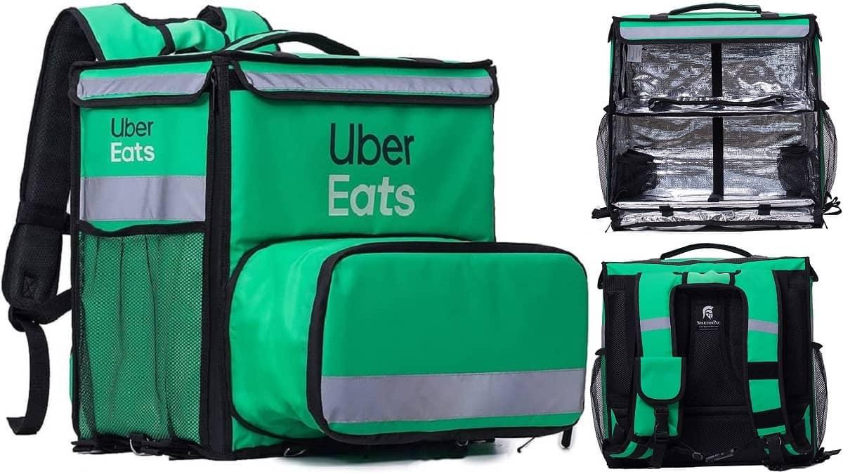 2021年7月発売Uber Eats(ウーバーイーツ)最新バッグ