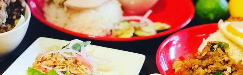 ドアダッシュ加盟店(アジアン食堂アチェチェ)